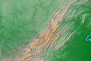 Relief Map Of Virginia.Usa Relief Map Collection Catalog State Of West Virginia
